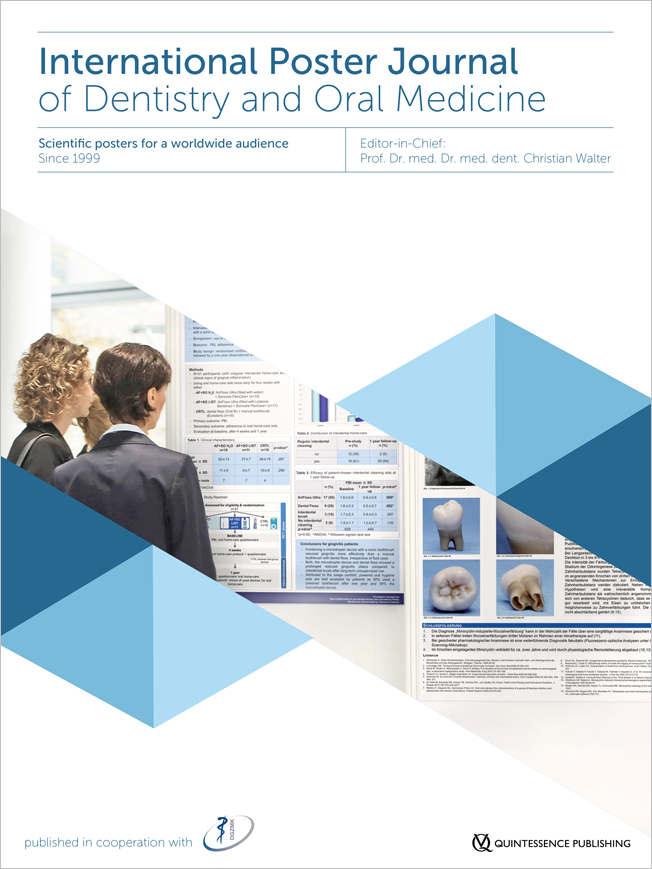 International Poster Journal of Dentistry and Oral Medicine ...