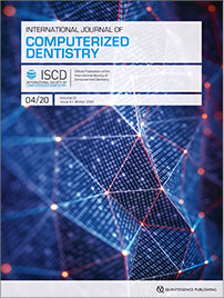 International Journal of Computerized Dentistry, 4/2020