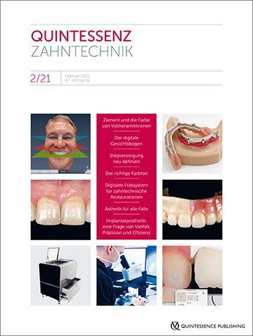 QZ - Quintessenz Zahntechnik, 2/2021
