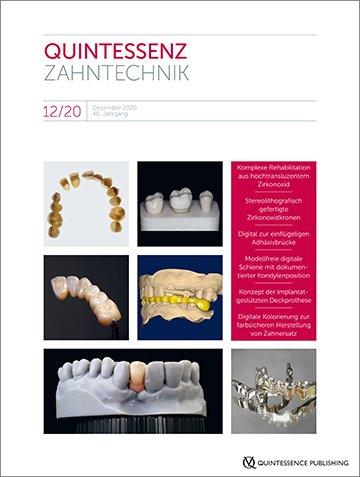 QZ - Quintessenz Zahntechnik, 12/2020