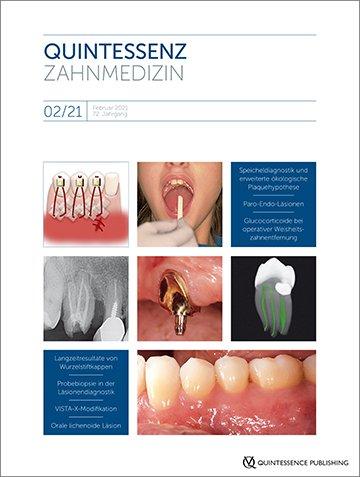 Quintessenz Zahnmedizin, 2/2021