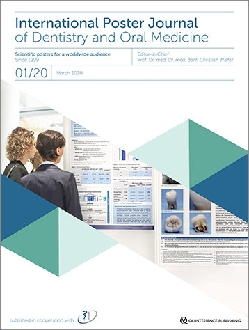 International Poster Journal of Dentistry and Oral Medicine, 1/2020