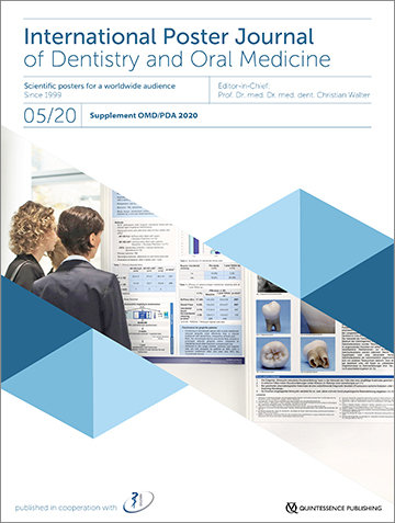 International Poster Journal of Dentistry and Oral Medicine, 5/2020