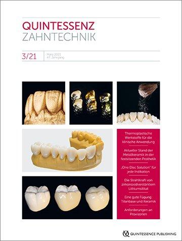 QZ - Quintessenz Zahntechnik, 3/2021