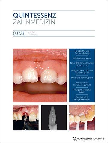 Quintessenz Zahnmedizin, 3/2021