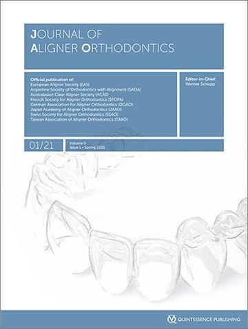 Journal of Aligner Orthodontics, 1/2021