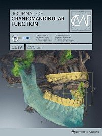 Journal of Craniomandibular Function, 1/2019