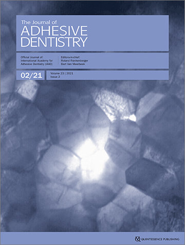 The Journal of Adhesive Dentistry, 2/2021