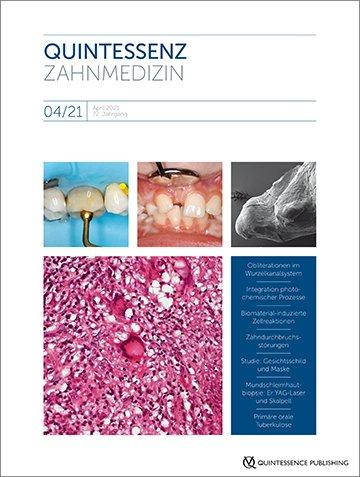 Quintessenz Zahnmedizin, 4/2021