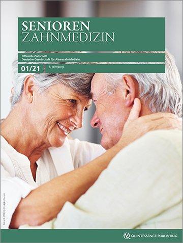 Senioren-Zahnmedizin, 1/2021