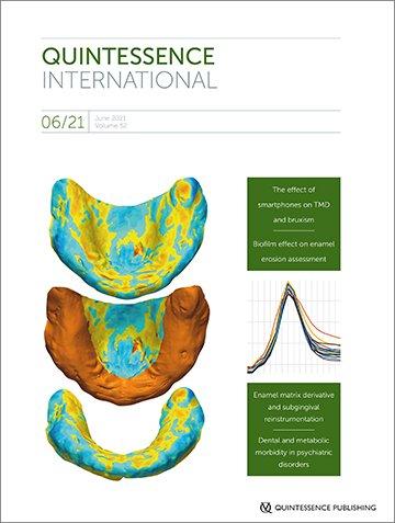 Quintessence International, 6/2021