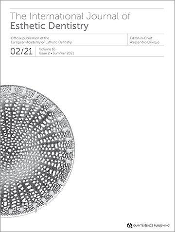 International Journal of Esthetic Dentistry, 2/2021