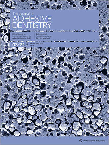 The Journal of Adhesive Dentistry, 3/2021