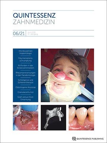 Quintessenz Zahnmedizin, 6/2021