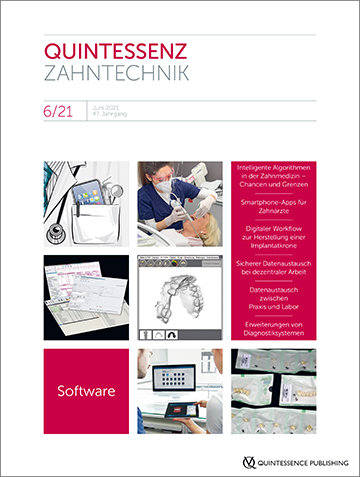 QZ - Quintessenz Zahntechnik, 6/2021