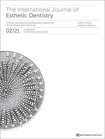 International Journal of Esthetic Dentistry (DE), 2/2021