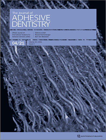 The Journal of Adhesive Dentistry, 4/2021