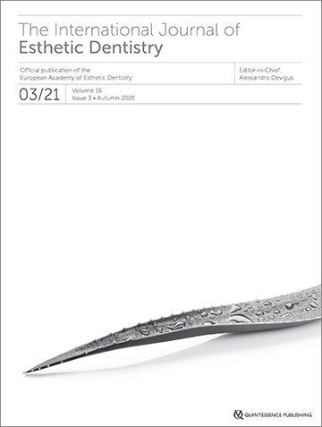 International Journal of Esthetic Dentistry, 3/2021