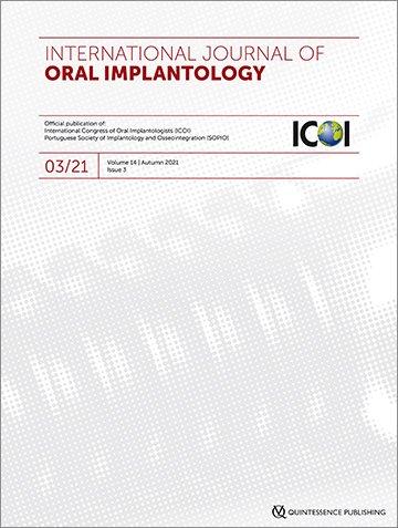 International Journal of Oral Implantology, 3/2021