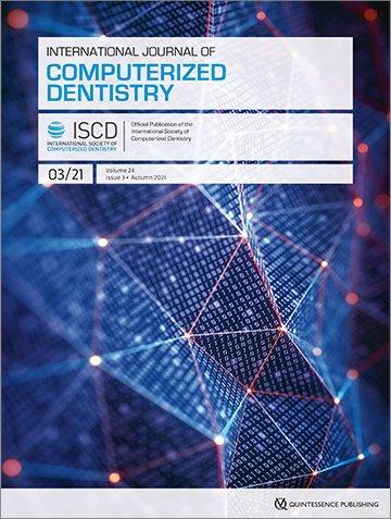 International Journal of Computerized Dentistry, 3/2021