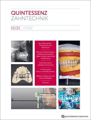 QZ - Quintessenz Zahntechnik, 10/2021