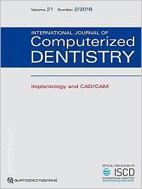 International Journal of Computerized Dentistry, 2/2018