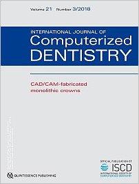 International Journal of Computerized Dentistry, 3/2018