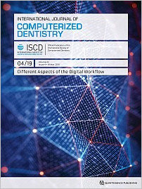International Journal of Computerized Dentistry, 4/2019
