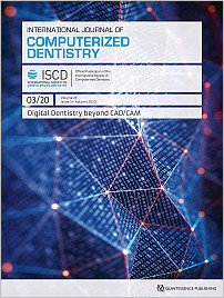 International Journal of Computerized Dentistry, 3/2020