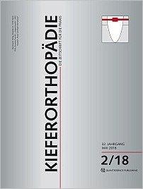 Kieferorthopädie, 2/2018