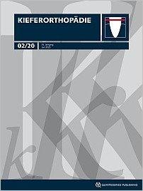 Kieferorthopädie, 2/2020