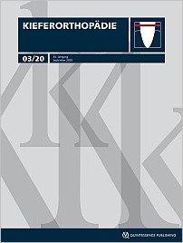 Kieferorthopädie, 3/2020