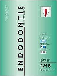 Endodontie, 1/2018