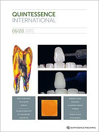 Quintessence International, 6/2020