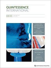 Quintessence International, 8/2020