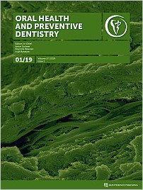 Oral Health and Preventive Dentistry, 1/2019
