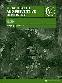 Oral Health and Preventive Dentistry, 2/2019