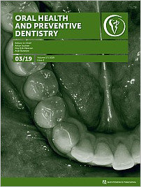 Oral Health and Preventive Dentistry, 3/2019