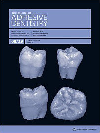 The Journal of Adhesive Dentistry, 6/2019