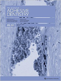 The Journal of Adhesive Dentistry, 5/2020