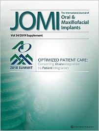 The International Journal of Oral & Maxillofacial Implants, 7/2019