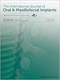 The International Journal of Oral & Maxillofacial Implants, 4/2020