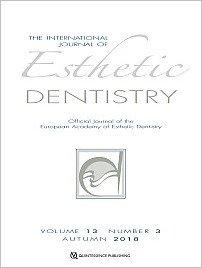 International Journal of Esthetic Dentistry, 3/2018
