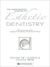 International Journal of Esthetic Dentistry, 4/2018