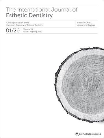 International Journal of Esthetic Dentistry, 1/2020