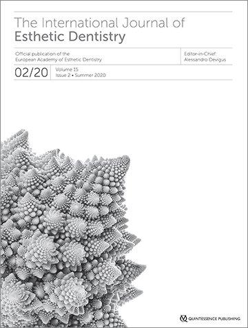 International Journal of Esthetic Dentistry, 2/2020