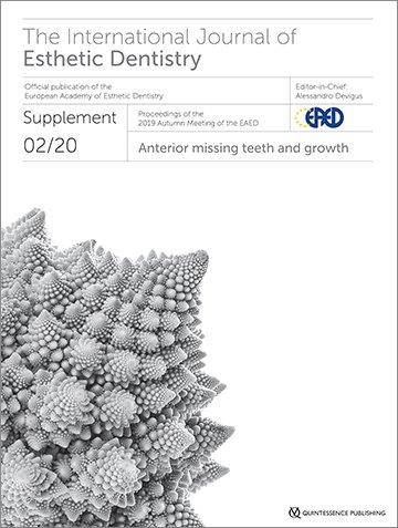 International Journal of Esthetic Dentistry, 5/2020
