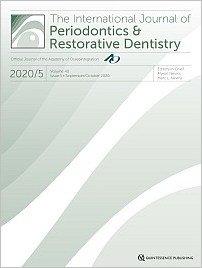 International Journal of Periodontics & Restorative Dentistry, 5/2020