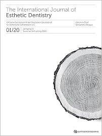 International Journal of Esthetic Dentistry (DE), 1/2020