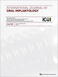 International Journal of Oral Implantology, 4/2019